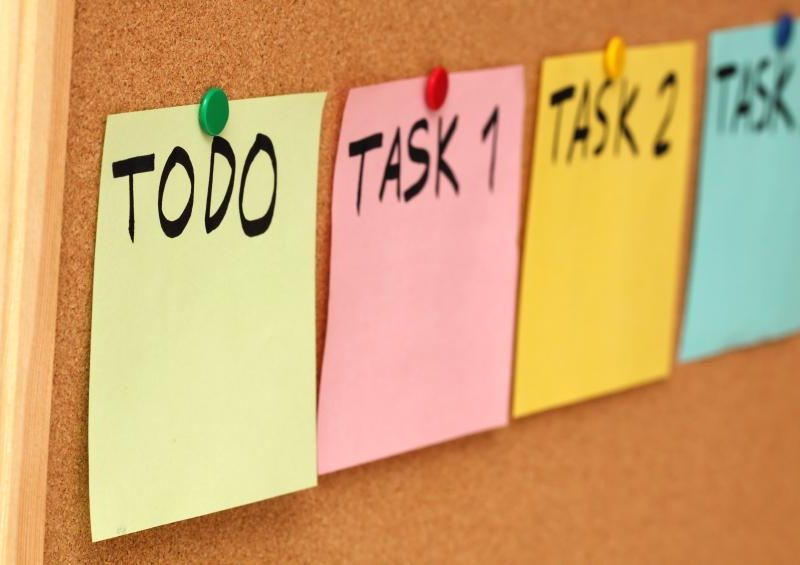 Tips to Managing Tasks